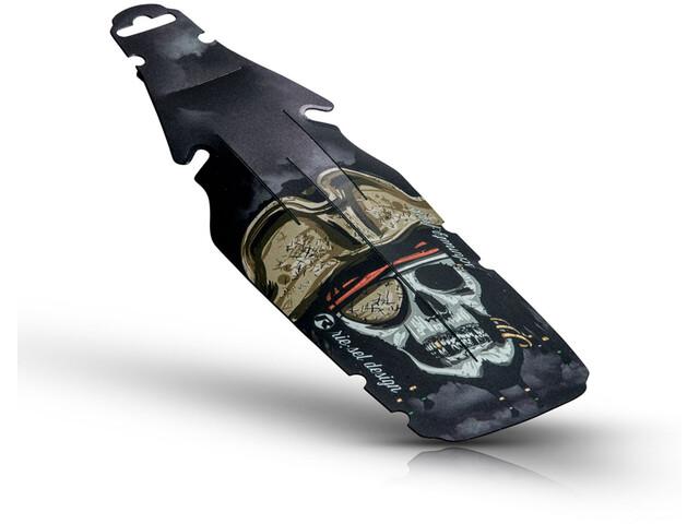 rie:sel design schmutz:fink Back Fender Kinder stickerbomb